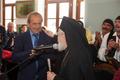 Ανακήρυξη του Σεβασμιώτατου Μητροπολίτη Μάνης κ.κ. Χρυσόστομου Επίτιμου Δημότη Ανατολικής Μάνης