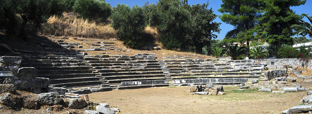 Αρχαίο Θέατρο Γυθείου